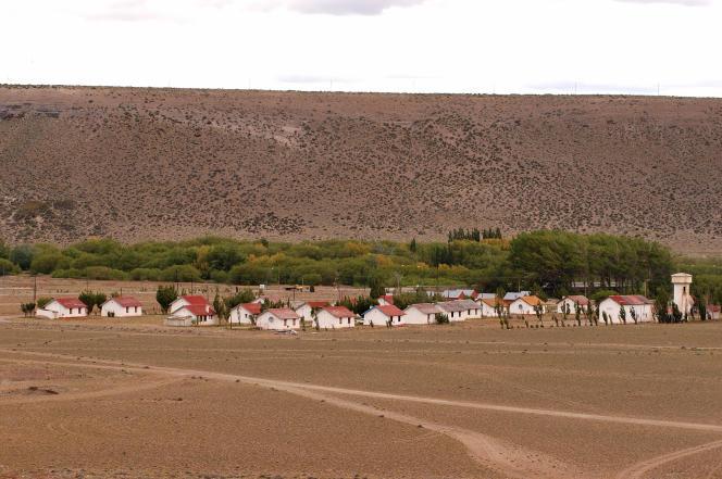Un village de la province patagonienne de Santa Cruz (Argentine).