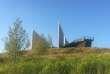 Flight 93 National Memorial en Pennsylvanie, aux Etats-Unis.