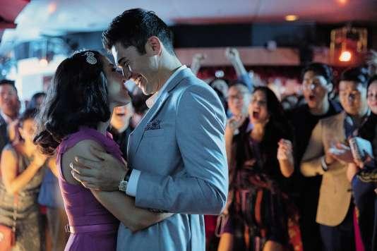 Constance Wu (Rachel) et surtout Henry Golding (Nick) ont été accusés par les détracteurs du film «Crazy Rich Asians»de ne pas être «suffisamment asiatiques».