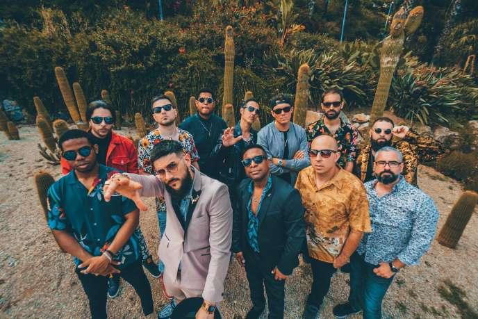 Le groupe originaire de Barcelone, Compota de Manana.