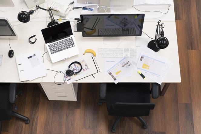 «Premier arrivé, premier servi», résume-t-on dans plusieurs entreprises ayant adopté le «flex office».