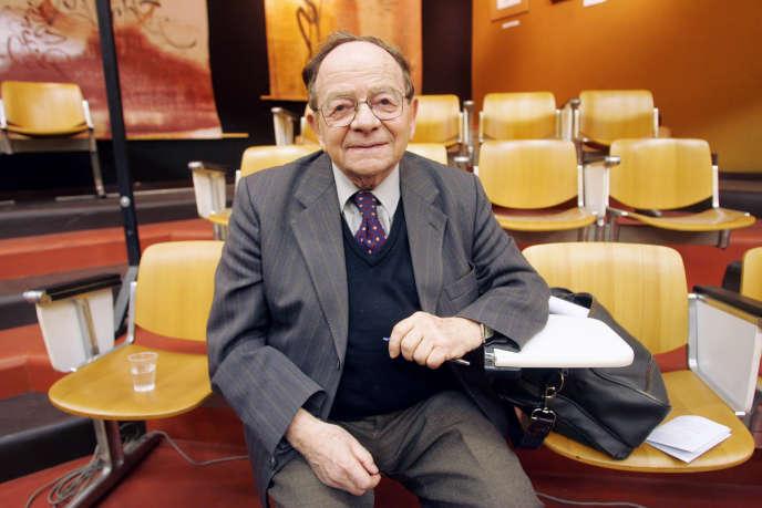 Henri Alleg, auteur de «La Question», en 1958, un témoignage accablant des sévices infligés par l'armée en Algérie, est l'une des dernières personnes à avoir vu Maurice Audin vivant.