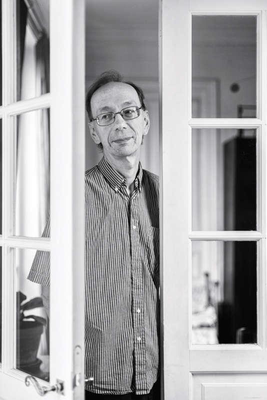 Denis Saillard historien à l'université de Versailles Saint-Quentin-en-Yvelines.