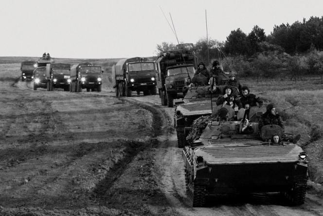 La CPI a ouvert une enquête sur la guerre en Géorgie, en 2008.