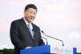 Le président chinois Xi Jinping, lors duForum économique oriental, à Vladivostok (Russie), le 12 septembre.