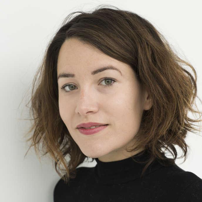 Laelia Benoit à Paris le28 février 2017.