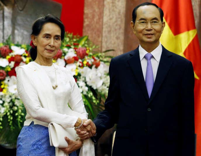 Tran Dai Quang, le 13 septembre.