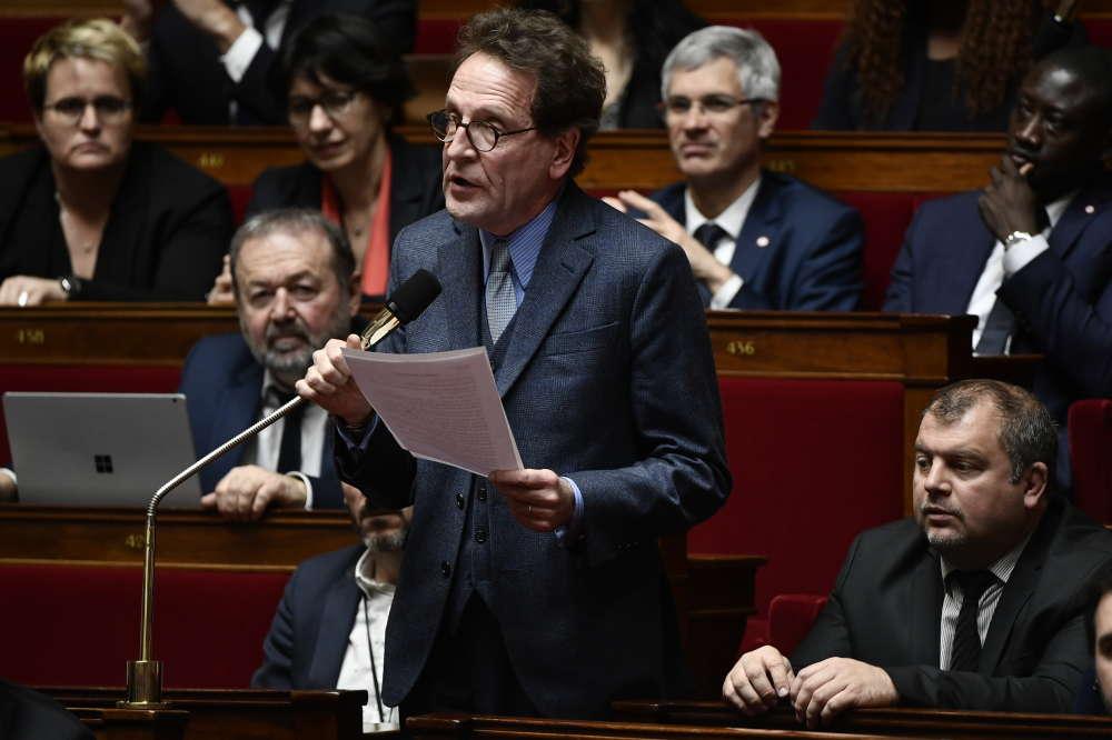 Le député de Paris Gilles Le Gendre.