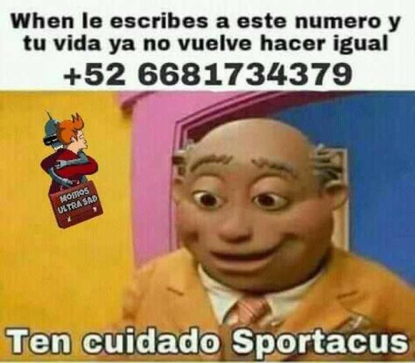 Le« momo» qui a lancé le numéro mexicain de « Momo».