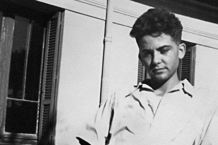 Maurice Audin, disparu après son arrestation pendant la bataille d'Alger, le 11 juin 1957.