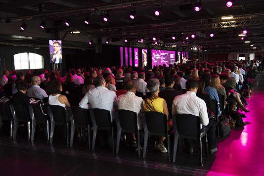 1 200 personnes ont assisté au cycle de conférences consacré au cerveau, au festival Novaq, à Bordeaux, le 13 septembre 2018.