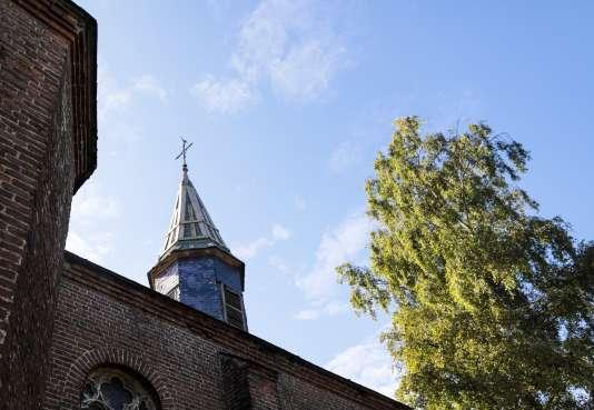 Le village a dépensé 8 000 euros pour des travaux de première urgence, sur le clocher. Un maigre pansement lorsque les travaux pour sa réfection sont évalués à78000euros.