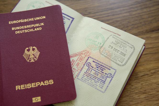 Un passeport allemand est l'un deceux qui ouvrent le droit au plus grand nombre de pays sans visa.
