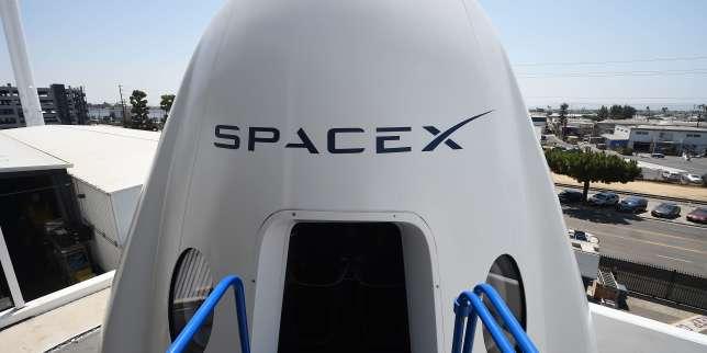 SpaceX annonce un premier «client privé» pour un voyage autour de la Lune