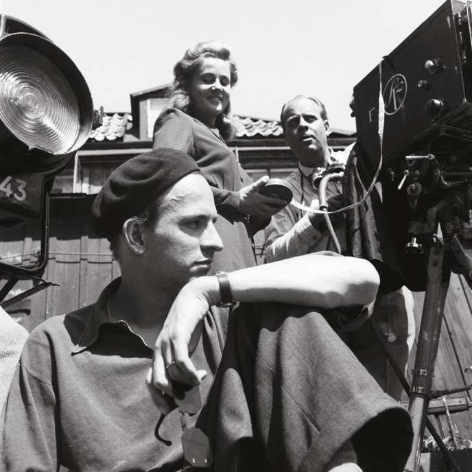 «Bergman, une année dans une vie» («Bergman‒ ett år, ett liv»), documentaire suédois deJane Magnusson.