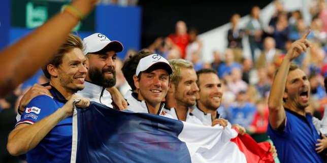 Corn Davis: France, on behalf of the team