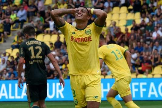Les coéquipiers de Diego Carlos n'ont pas trouvé la faille contre Reims.