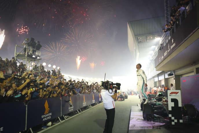 Sean Bratches, directeur commercial de la F1, veut« faire de la Formule 1 la première expérience de divertissement sportif au monde ».