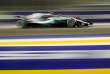 Motor Racing - Formula One - F1 Singapore Grand Prix 2018 - Singapore - September 16, 2018  Mercedes' Lewis Hamilton leads during the race  REUTERS/Kim Hong-Ji      TPX IMAGES OF THE DAY