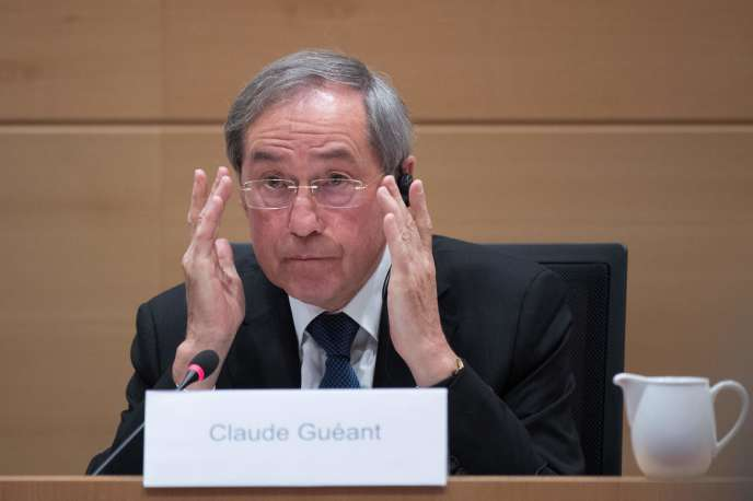 L'ancien secrétaire général de l'Elysée, le 3 mai, au parlement européen, à Bruxelles.