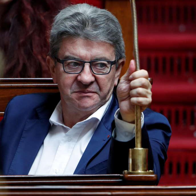 « Le caractère explosif et impulsif du chef de La France insoumise, s'est révélé au grand jour lors des perquisitions dont il a fait l'objet au mois d'octobre 2018.»