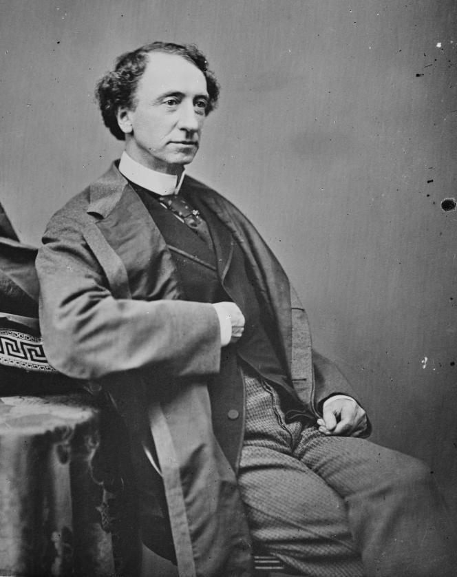 John A. Macdonald (1815-1891), l'un des pères fondateurs du Canada,fut déjà, de son vivant, un personnage sulfureux impliqué dans des scandales politico-financiers.