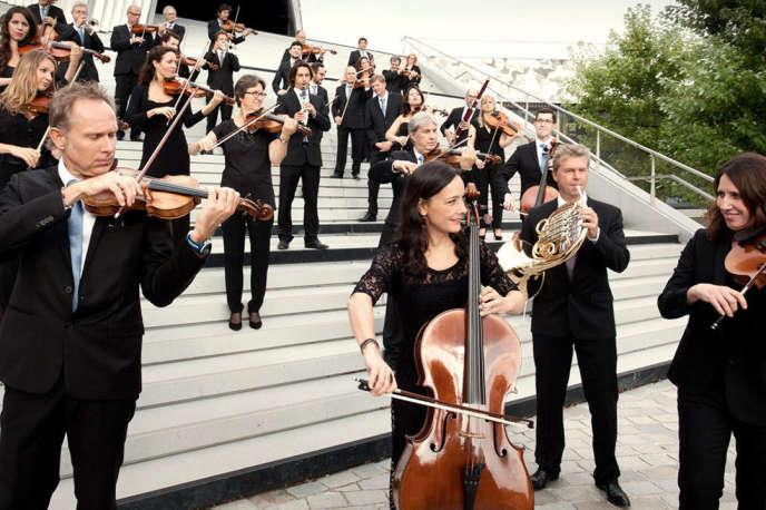 L'Orchestre de chambre de Paris fête ses quarante années d'existence au Centquatre à Paris.