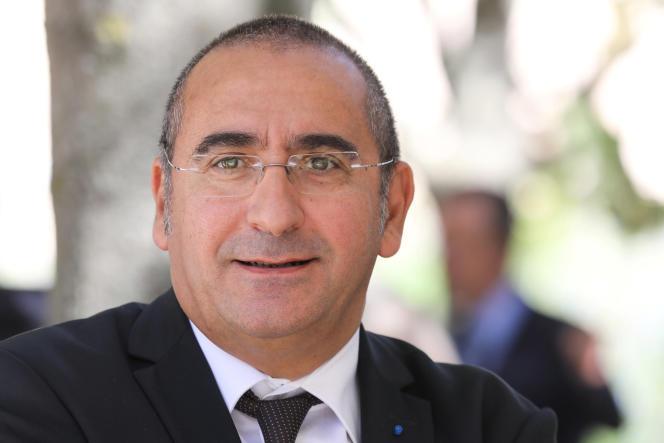 Laurent Nuñez, à Paris, le 19 septembre.