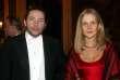 Jean-Claude Arnault et son épouse, Katarina Frostenson, lors du dîner de gala des prix Nobel, à Stockholm, en décembre 2011.