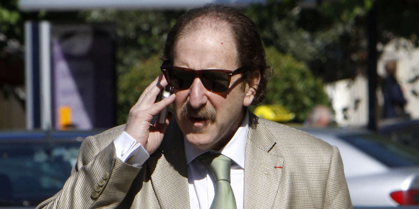 International Olympic Committee medical director Patrick Schamasch arrives at the court in Athens on Tuesday, Sept. 30, 2008. Schamasch has testified at a Greek judicial investigation following a spate of doping cases involving Greek Olympic and top-level athletes. Fifteen Greek athletes were caught taking the steroid methyltrienolone ahead of the Beijing Olympics, including Fani Halkia, the 2004 Olympic 400-meter hurdles champion. (AP Photo/Thanassis Stavrakis)