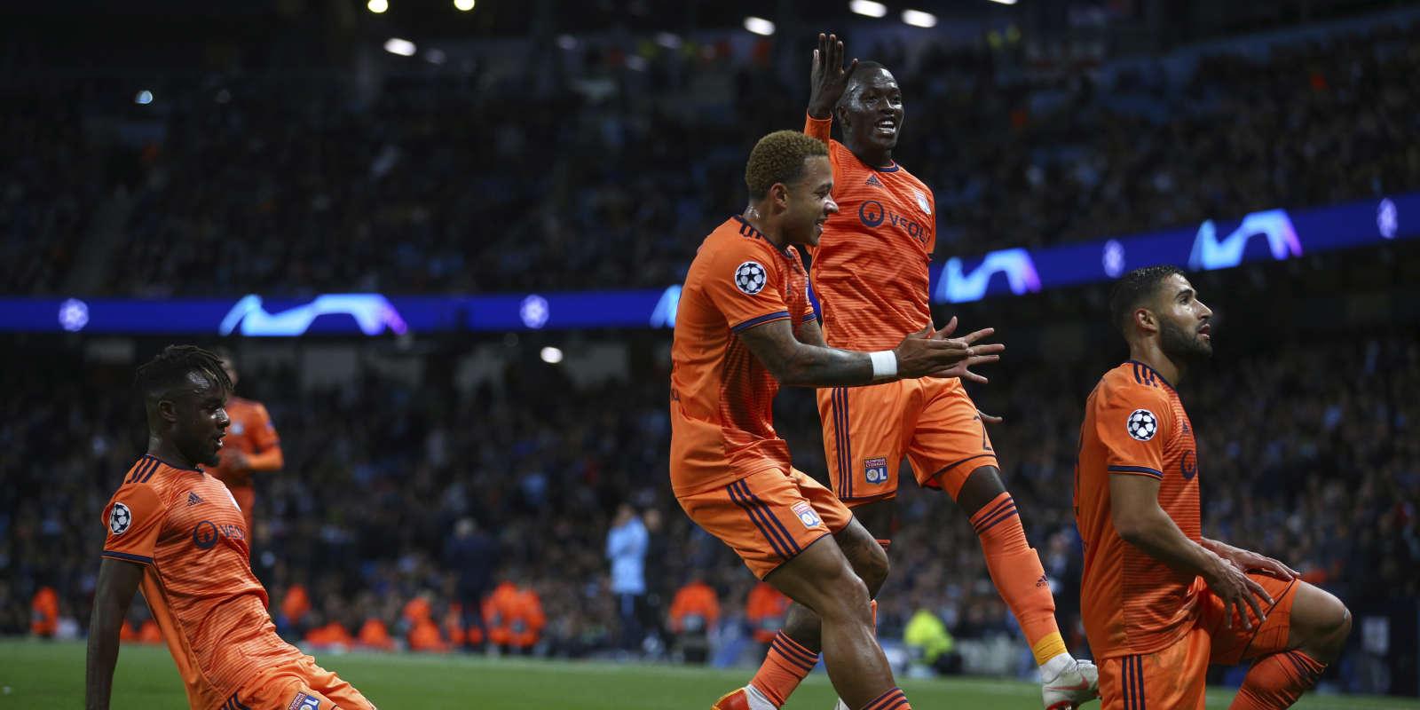 Les Lyonnais restent sur un exploit avec une victoire face à Manchester City.