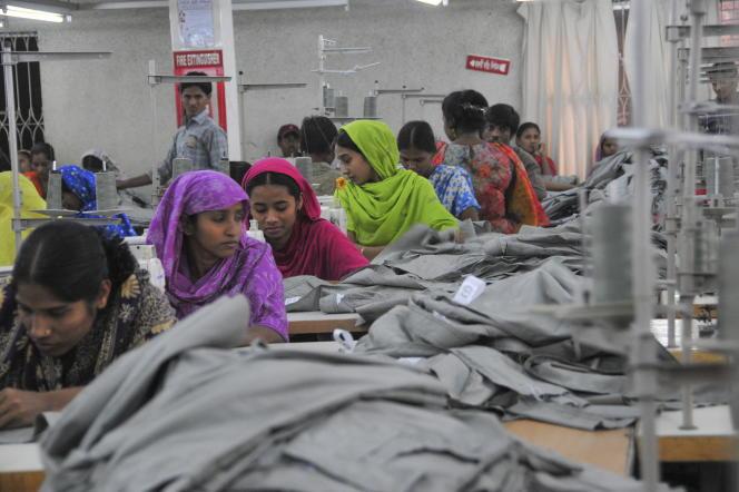« Plus les consommateurs ont un niveau de revenu élevé, moins ils sont intéressés par la mode éthique!» (Bangladesh, Dacca, usine de confection de vêtement pour les marques européennes).