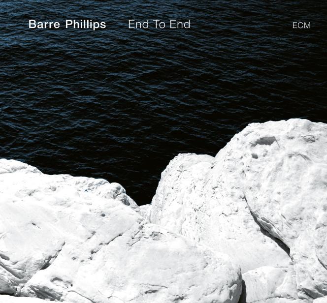 Pochette de l'album« End To End», de Barre Phillips.