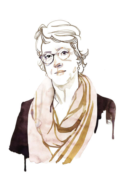 Vinciane Pirenne-Delforge, historienne de la religion grecque antique.