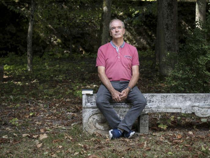 Gilles Brocard, ancien prêtre, est aujourd'hui accompagnant spirituel. Le 12 septembre, à Besançon.