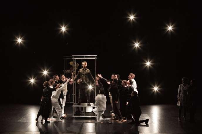 «Didon et Enée» de Purcell, au Théâtre de l'Athénée, du 25 au 30 septembre.