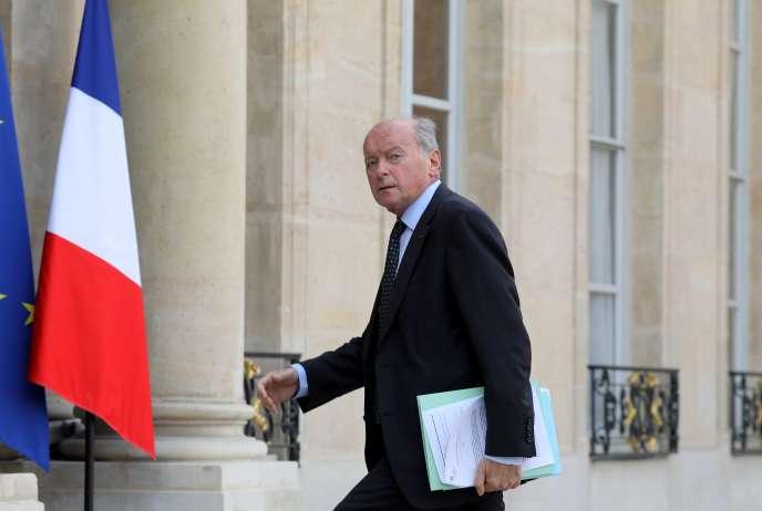 Jacques Toubon a été nommé Défenseur des droits en 2014.