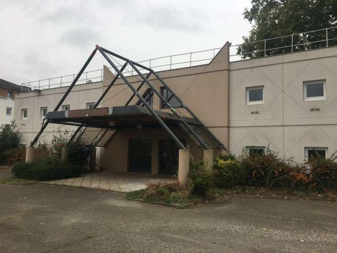 L'ancien hôtel Formule 1 d'Arnage.