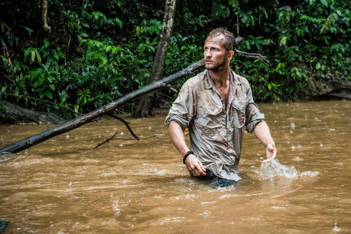 Mathieu Spinosi, alias Vincent, dans la série «Guyane», saison 2.