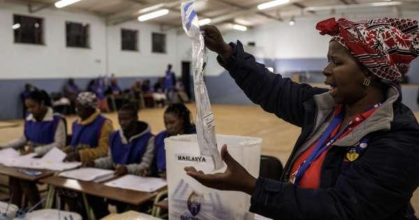 Le Monde: Elections fantômes en eSwatini, la dernière monarchie absolue d'Afrique