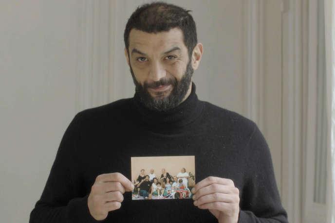 L'acteur et humoriste Ramzy Bédia dans le documentaire«Histoires d'une nation».