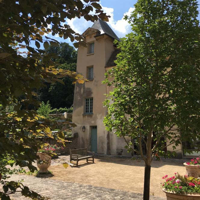 La« maison de campagne» d'Armande Béjart, qui abrite le Musée d'art et d'histoire de Meudon.