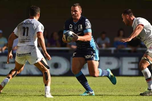 Montpellier a battu (66-15) Toulouse, dimanche 23 septembre.