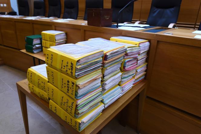 Le procès de dix personnes impliquées dans l'assassinat de la milliardaire Hélène Pastor se tient depuis le 17 septembre devant la cour d'assies d'Aix-en-Provence.