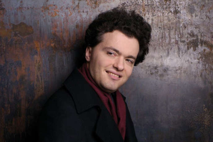 Le pianiste russe Evgeny Kissin.