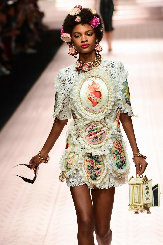 Dolce & Gabbana printemps-été 2019.