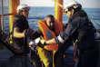 Sauvetage au large de Zaouia, en Méditerranée, de 47 personnes par le navire humanitaire « Aquarius», dimanche 23 septembre.