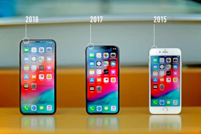 Les tests de performances pures classent l'iPhone Xs Max loin devant ses prédécesseurs. Mais en usage quotidien, la différence est-elle si visible ?
