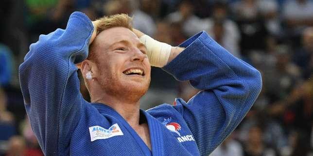 Judo: Axel Clerget, dans la peau d'un leader