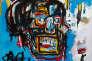 Une œuvre de Jean Michel-Basquiat, sans titre, peinte en 1982 et vendue 110 487 500 dollars.